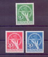 Berlin 1949 - Währungsgeschädigte MiNr 68/70 postfrisch - Michel 350,00 € (163)