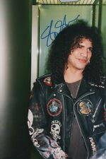 "Slash ""Guns N`Roses"" Autogramm signed 20x30 cm Bild"