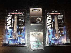 Fits Suzuki GS1000S PIngel hi flow fuel tap. single feed + reserve + adaptor