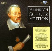 Heinrich Sch?tz Edition, New Music