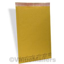 50 #5 10.5x16 Kraft ^ Bubble Mailers Padded Envelopes