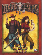Deadlands RPG D20 SC OOP  NEW # 1110 Pinnacle  20% OFF