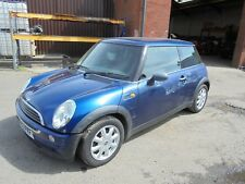 bmw mini one 2003  (spares or repairs needs paint)