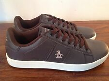 * Original Penguin * Steadman. Zapatillas/Zapatillas-Brown UK Size 8