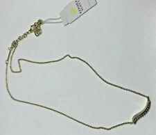 NWT Kendra Scott Jagger Pendant Necklace Gold MSRP $60