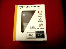 NEW IKEA Ryet LED 400 Lumens E26