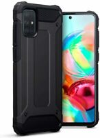 For Samsung Galaxy A71 Case Hard Armour Cover Shockproof Heavy Duty Rugged