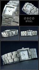 Designer & Sporty Women's Watch Osco 5 Bar Made of Stainless Steel