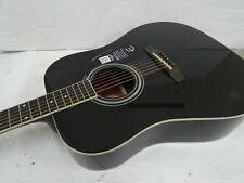 Epiphone FT-100 Acoustic Guitar (EAFTVSCH3) - Ebony (AN31)