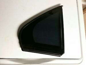 06-08 ACURA TSX REAR RIGHT PASSENGER SIDE DOOR QUARTER WINDOW GLASS