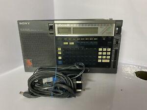 Sony ICF-2001D Receiver / Radio / Weltempfänger