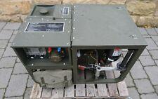 Stromaggregat 1,9 kW 28 V Kirsch, Bundeswehr Stromerzeuger 24 Volt