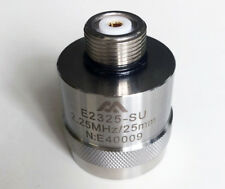 """2.25 MHz /  1"""" Immersion Ultrasonic Transducer for Panametrics Olympus"""