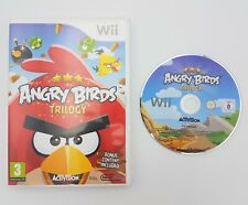 Angry Birds Trilogy - Nintendo Wii / Wii U - PAL - Free Fast P&P!