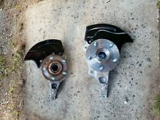 2013 Camaro ZL1 Front knuckle Assemblies with Hub and Bearings