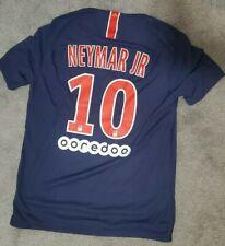 Nike PSG Home Vaporknit Match Neymar Jersey 19/20 - Large (see minor defect)