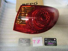Hyundai Elantra SEDAN DRIVER Side TAIL LIGHT RIGHT REAR LAMP 2006-2011 NEW