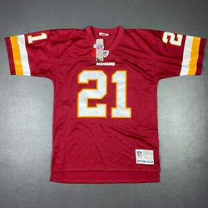 100% Authentic Sean Taylor Mitchell Ness 2007 Redskins Jersey Size 40 M Mens