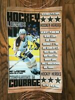Buffalo Sabres Hockey Legends 2004 Event Ad Flyer Pat LaFontaine Poster Hanging