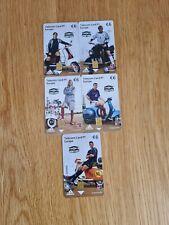 UFEA Euro 2004 Adidas Phone Cards