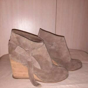 See by chloe Shoes Boots Platform Size 39 color-tortora