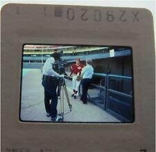 JOHNNY BENCH Cincinnati Reds HALL OF FAME 1989 14 X ALL STAR  ORIGINAL SLIDE 3
