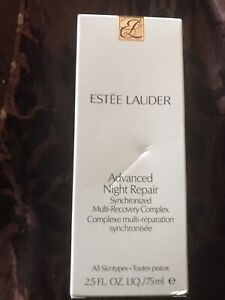 ESTEE LAUNDER ADVANCED NiGHT REPAIR SYNCHRONIZED MULTI-RECOVERY COMPLEX NEW 75ML