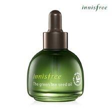 Innisfree The Green Tea Seed Oil 30ml Facial Nourishing Oil Made in Korea