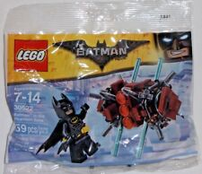 SEALED LEGO 30522 BATMAN IN PHANTOM ZONE Polybag Baggie DC Super Hero Minifigure