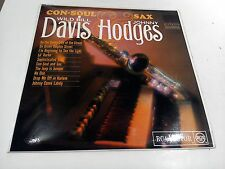 Wild Bill Johnny Davis Hodges Con-Soul Sax EX Vinyl LP Record SF 7744 STEREO