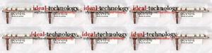 10x FADER DCV1010 For PIONEER DJM300 DJM400 DJM500 DJM600 DJM700 DJM800 DJM5000