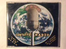 CONTATTO RADIO Out on the air cd singolo AIDA COOPER RARISSIMO VERY RARE!!!