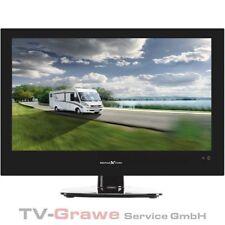 LED-TV 16 Zoll 40cm Fernseher DVB-S/S2 / T2 / C   12/230 Volt