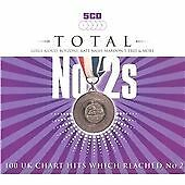 V/A- Total No.2s (5CD) Feat Girls Aloud , Barry White , Kool & The Gand , Tears