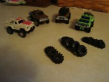 Schaper Stomper Trucks for parts or repair