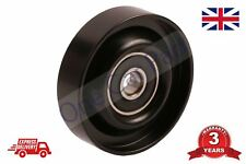 HYUNDAI COUPE 1.6 98 to 09 Fan Belt Tensioner Pulley V Ribbed Idler