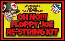 OH NO!!! FLOPPY JOE RE-STRING KIT for GI JOE ACTION MAN REAL HEROES TAKARA COTS
