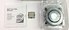 Intel Core 2 Duo Processor E6300 1.86 GHz 1066 MHz With Heatsink Fan & Booklet