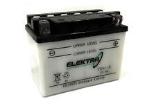 Batería YB4L-B ELEKTRA, Batería de moto, 12v. 4Ah.