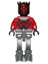 BN LEGO Minifigure Star Wars Darth maul mechanical legs clone wars mini figure