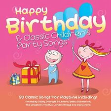 Rhyme n Rhythm - Happy Birthday and Classic Childrens Party Songs [CD]