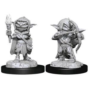 Pathfinder Battles Unpainted Deep Cuts Miniatures Female Goblin Rogue