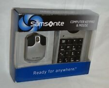 Samsonite Computer Keypad & Mouse Ready for Anywhere