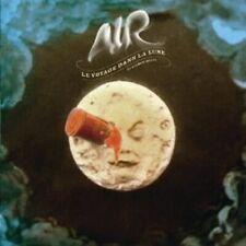 """AIR """"LE VOYAGE DANS LA LUNE"""" CD+DVD NEW"""