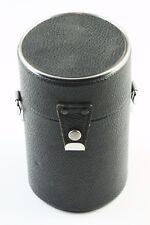 191075 Vivitar Hard Lens Case for 35mm Camera Lenses