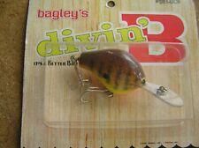 Bagley'S Vintage Divin' B Db1-Dc9 New In Origional Package