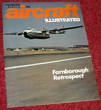 Aircraft Illustrated 1976 September Tu-104,B-17,Airspeed Horsa