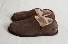 Ugg Men's Scuff Romeo II Slippers Loafers Size: 8 Espresso NWOB