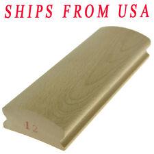 "KAISH Guitar Bass 12"" Fingerboard Radius Sanding Block Fret Leveling Tools"