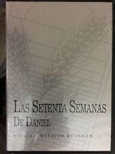Las Setenta Semanas De Daniel by William Marion Branham, MP3